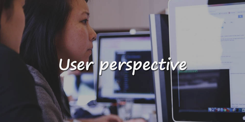process discovery using user perspective